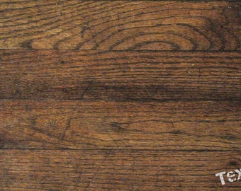 Distressed Wood Grain Floor Instant Download Digital Scrapbook Paper Texture Overlay Photoshop Stock Image Commercial JPEG Graphic HandShot