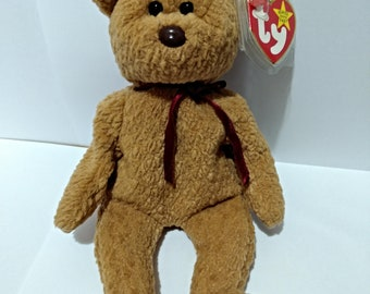 Curly Original TY Beanie Baby *Rare Vintage TY*