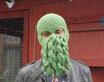 Cthulhu Hat/Mask