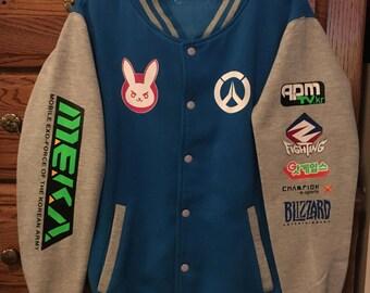 D.Va Varsity Jacket