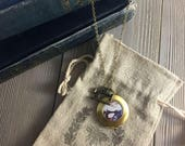 Seamstress Locket - sewin...