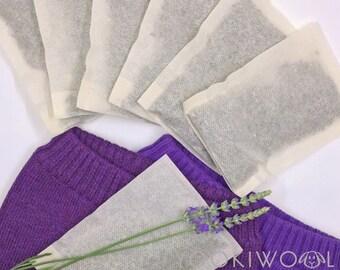 organic lavender sachets   natural moth repellant   moth away bags   drawer freshener