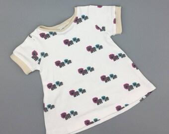 Organic Baby Dress, Organic Girl Clothes, Baby Girl Dress