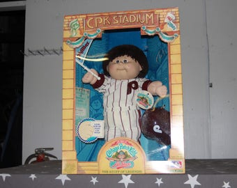 Coleco Cabbage Patch BASEBALL PHILLIES - Box 11