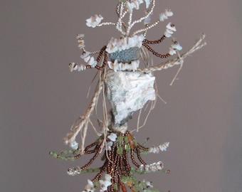 Opals, Citrine & Peridot - The Freedom Doll
