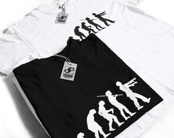 Zombie Evolution T-Shirt - Funny Gift Idea