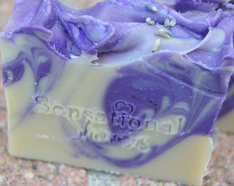 Lavender Buttermilk Soap Bar
