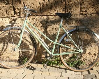 Classic French Peugeot Bike