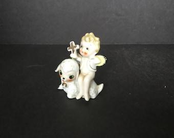 Unique Angel Figurine - Japan