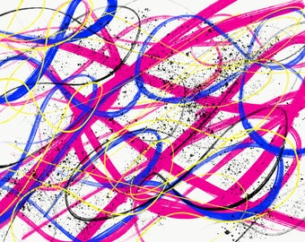 Flow Series 5: Fine Art Prints