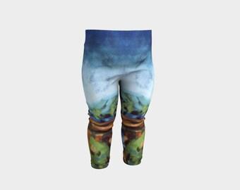 river baby leggings