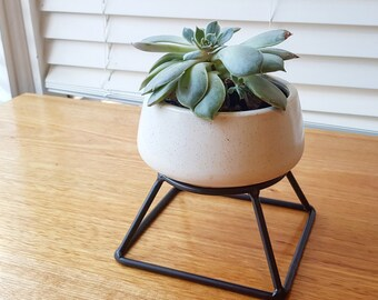 Plant Stand, Metal Plant Stand, Pot Stand, Kokedama Stand