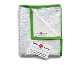 Cambiador toalla rizo impermeable