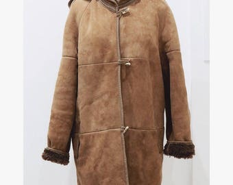 Sheepskin Original shearling Camel