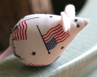 itty bitty mouse stars and stripes