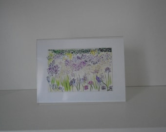 Cards; Birthday Cards; All Occasion cards; Note Cards; Watercolour; Decorative Print