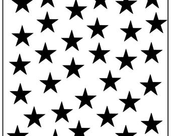 50 stickers stars for decor your walls, objects, furniture... the stars!