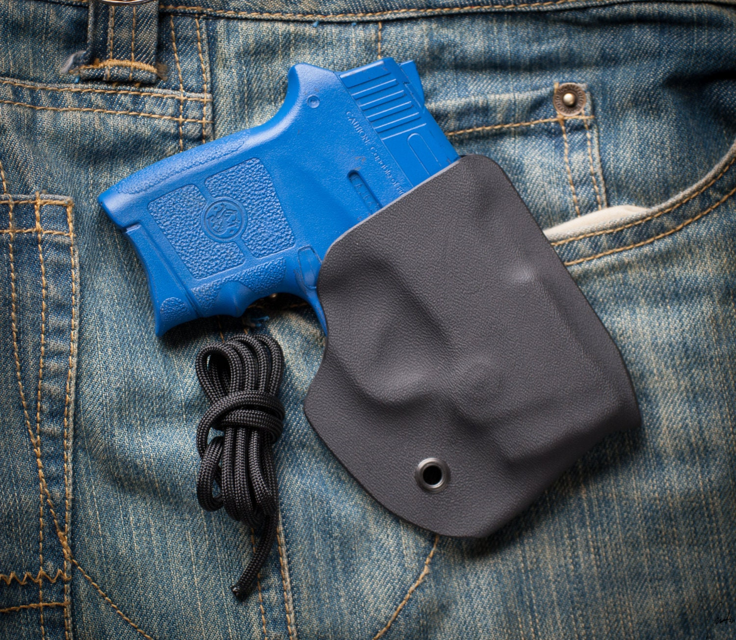 Bodyguard 380 Smith and Wesson Kydex Pocket Carry Gun Micro