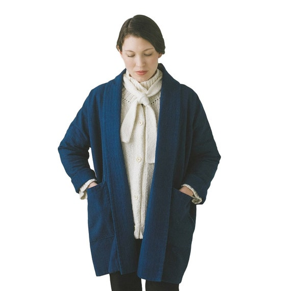 Wiksten US / gedruckt Schnittmuster / Kimono-Jacke