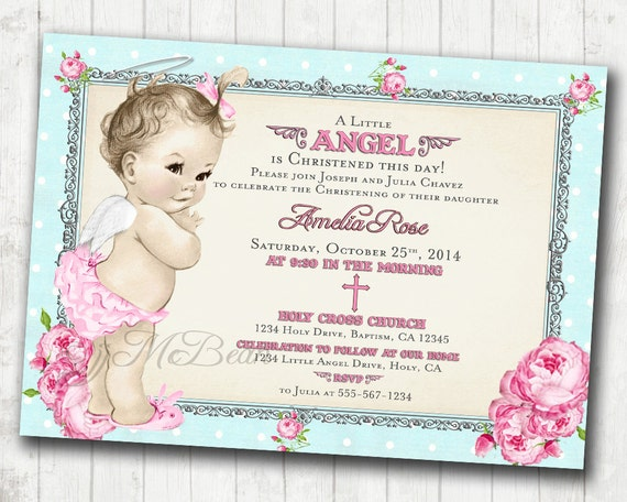 Invitation for baptism yelomphonecompany invitation for baptism stopboris Images