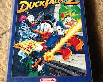 Nintendo NES Duck Tales 2 - CIB Complete - Reproduction
