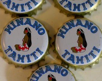 Hinano beer Cap magnets