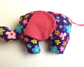 Stuffed Animal Tooth Fairy Pillows - Elephants!!