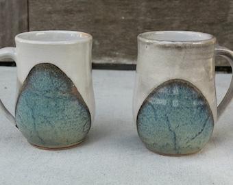 pottery mug, ceramic mug, stoneware mug, handmade mug