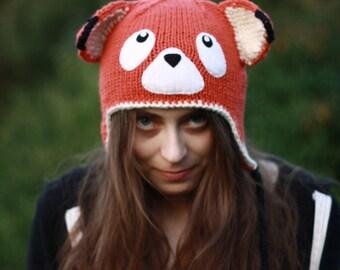 """Merino """"Foxy"""" hat"""