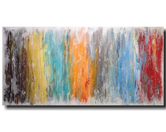 Art, large, Abstract painting, on canvas, original paintings, blue, beach decor, living room decor,JMJArtstudio,gift for her, sale