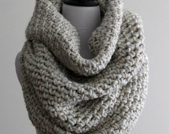 Oversized knit cowl, WOODLAND COWL, cowl hood, chunky knit cowl, knit snood, hood scarf, infinity scarf cowl, soft and easy to wear