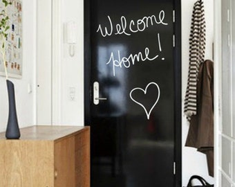 Vinyl Wall Sticker Decal Home - Welcome Home Love