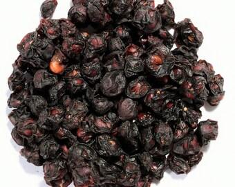 SCHISANDRA BERRY | Organic Herbal Tea | Loose Leaf and Tea Bags | Tea Tins | Eco-Friendly Packaging