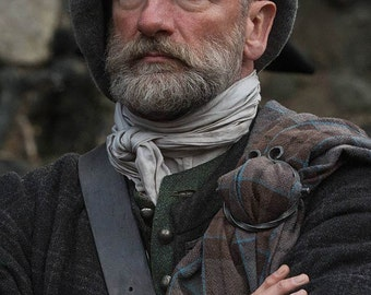 Dougal MacKenzie's Scottish Bonnet