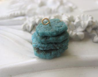 Turquoise Nugget Natural Turquoise Item No.  9920