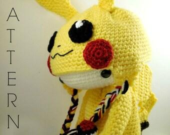 Amigurumi Patterns Pikachu : Victoria amigurumi doll crochet pattern pdf
