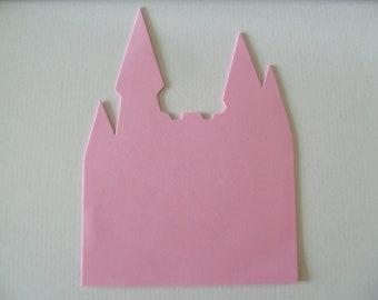 "Large ""Princess Castle"" foam / pink"