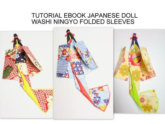 how to make a japanese kimono step by step