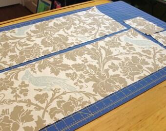 Home Decor Fabric Destash