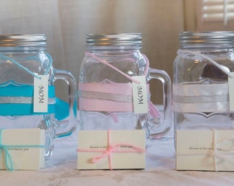 50 Reasons Why You're the Best Mom Jar- Pink