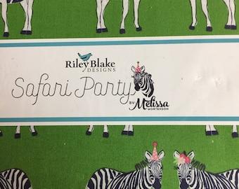 Safari Party stacker