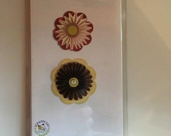 DeClutter Sizzix-Accordion fold Flower Set-657093