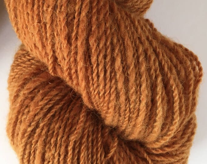 Osage Orange Alpaca Merino Yarn