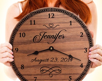 Birthday Gift Ideas - Birthday Clock