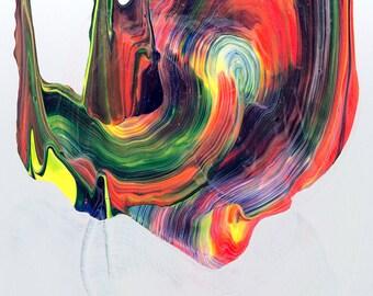 Anatomy Of A Broken Heart I – Original Artwork