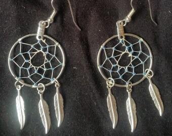 Dreamcatcher earrings (#132)
