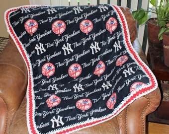 New York Yankees Baby, Toddler Blanket