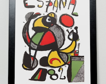 World Cup 1982 poster Spain 82