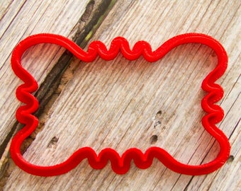 "Cookie cutter ""Frame"""