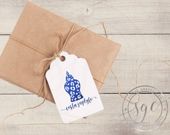 Ginger Jar | Customizable Gift Tags | social graces and co.